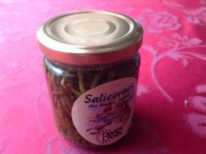 Salicorne ist der französische Name für den Queller. Eingelegt gilt er in der Bretagne als Delikatesse.