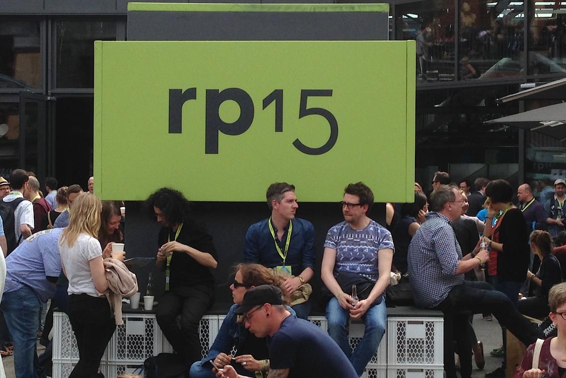 Wichtige Konferenz rund um die Digitale Welt: Die re:publica 2015 in Berlin - kurz #rp15