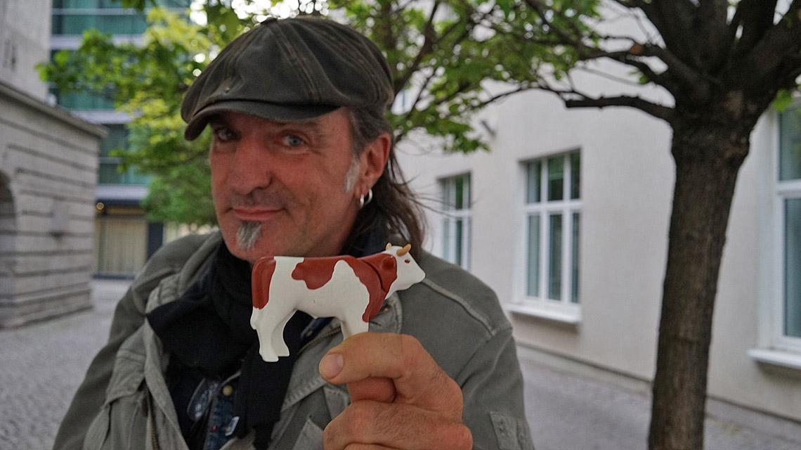 Tatort-Schauspieler Andreas Hoppe als WWF-Botschafter