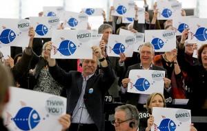 Dezember 2013 - Überwältigende Mehrheit für eine nachhaltige Fischerei © Europäische Union