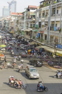 Phnom Penh ist die Hauptstadt Kambodschas © iStock / Getty