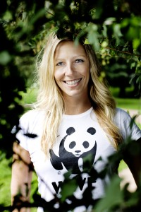 Generaldirektorin WWF Norwegen Nina Jensen © WWF