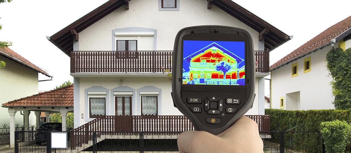 Jeder Quadratmeter Wohnfläche trägt zu unserem CO2-Fußabdruck bei. © iStock / Getty Images