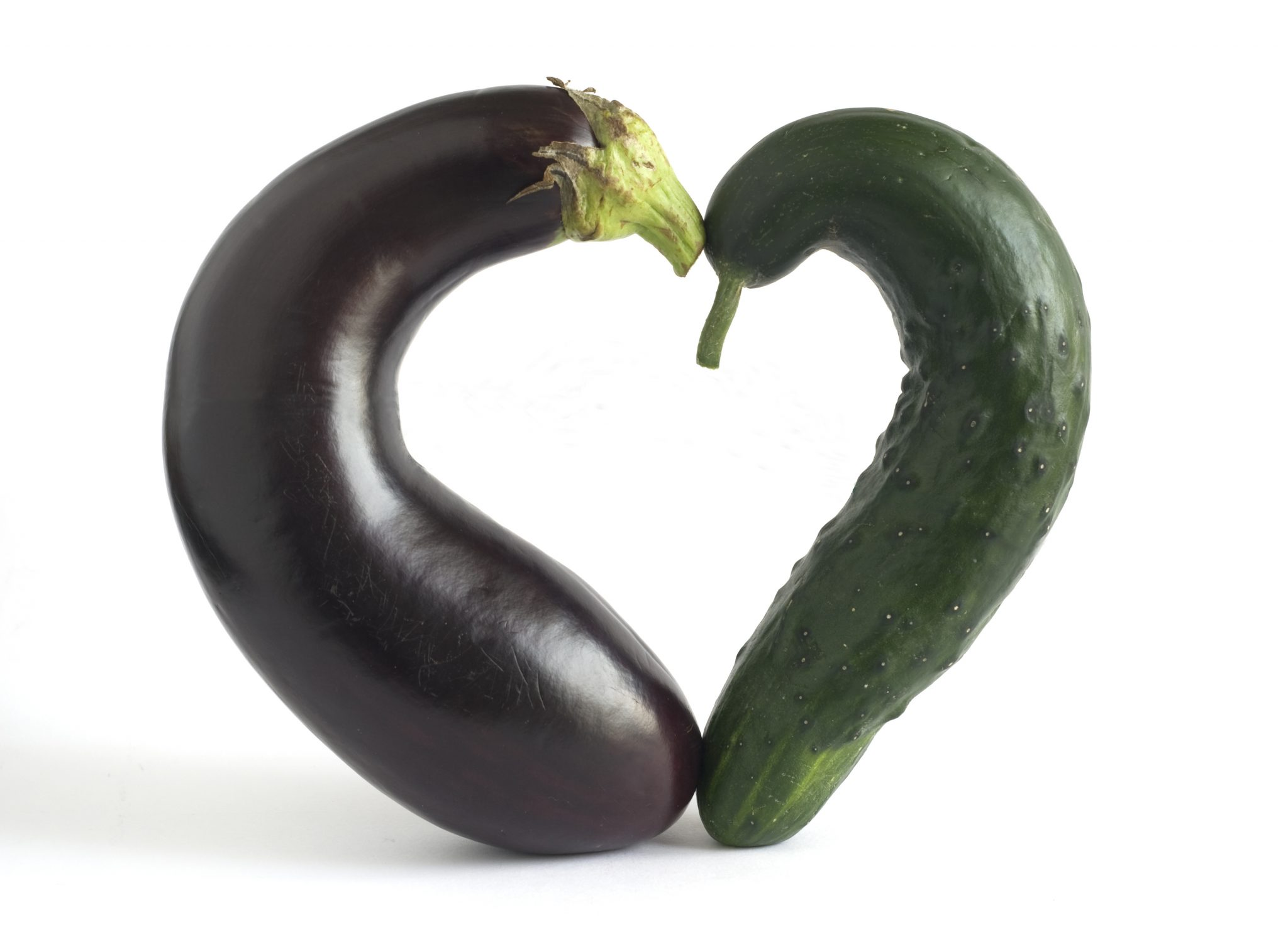 Vegetables Heart © iStock/getty images
