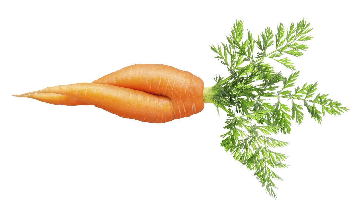 Schräges Gemüse wird sexy © iStock/getty images