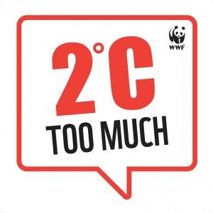 Zwei Grad sind zu viel © WWF