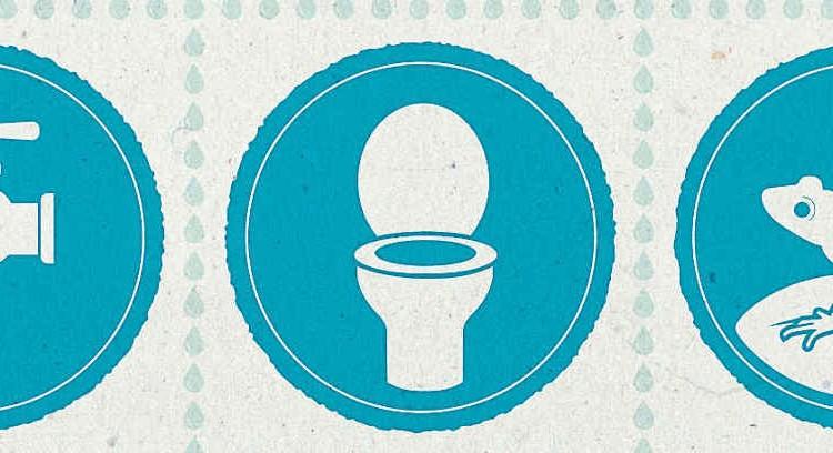 Weltwassertag: Wir verbrauchen zu viel Wasser. Bei mehr als 5000 Litern pro Tag liegt der Wasserverbrauch, sat der WWF