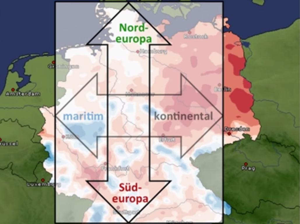 Klimaauswirkungen in Deutschland