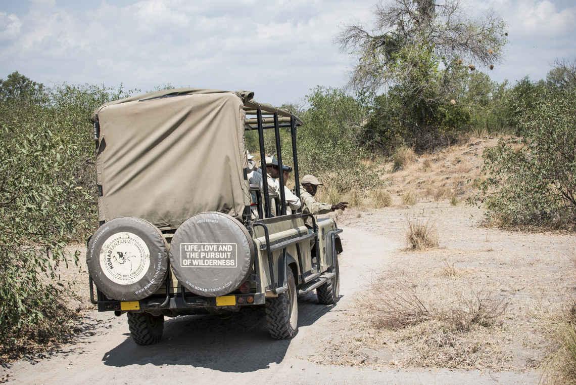 Mit den Touristen kommt Geld © Astrid Dill / WWF
