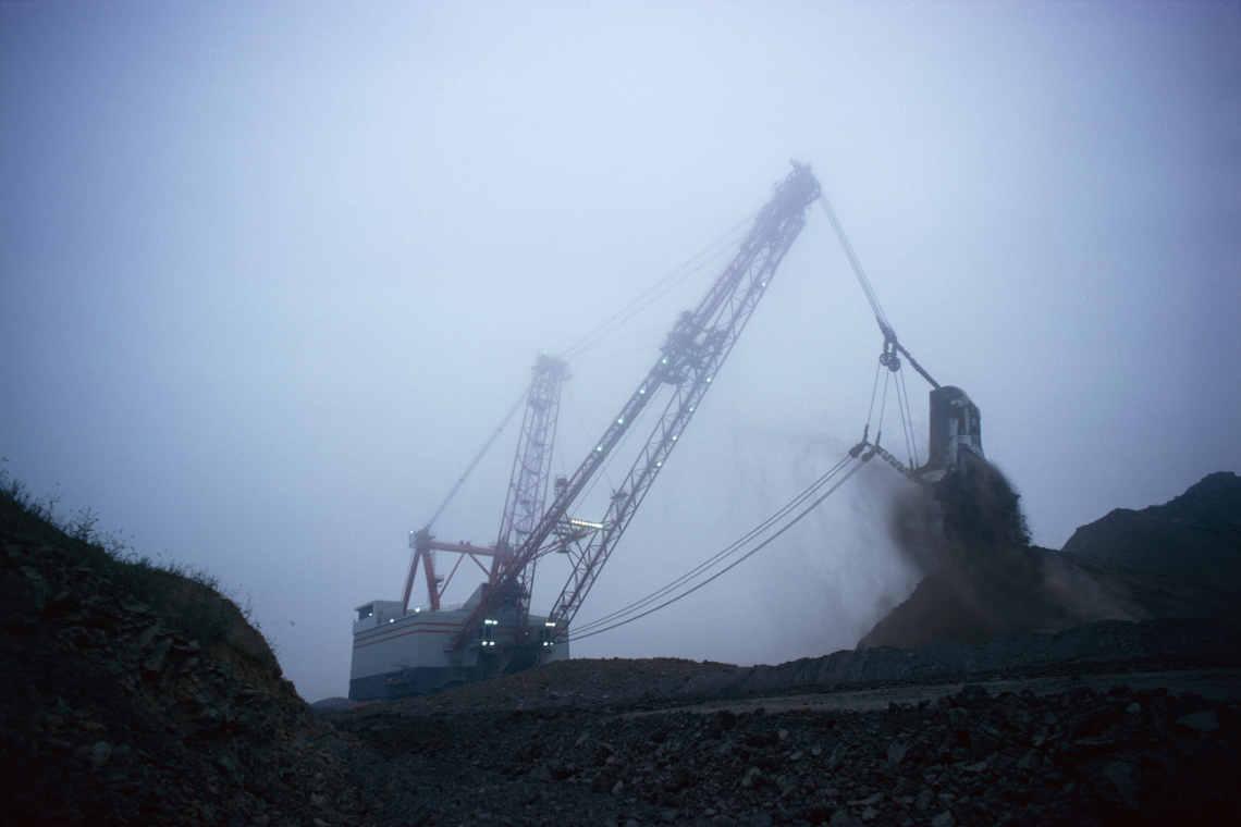 Schauradbagger bei der Kohleförderung: Der Kohleusstieg ist nicht nur wegen des Klimas alternativlos - sondern auch wegen der Gesundheit