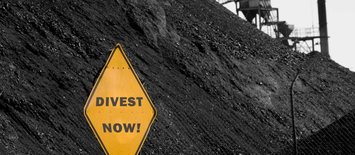 Divestment © iStock / getty images