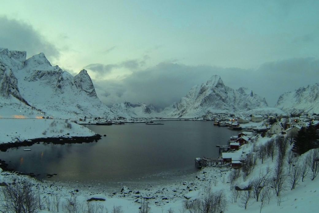 Reine: Dorf auf den Lofoten