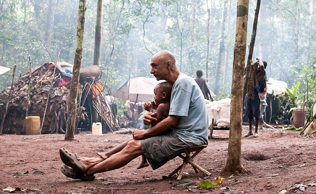 Lebete 30 Jahre bei den Baakas: Louis Sarno