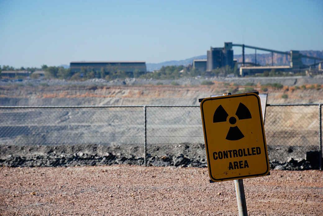 Uran mine; was wären die Folgen für den Selous