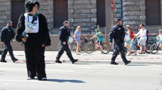 Unterstützt uns bei der Demonstration zum G20-Gipfel © Melanie Gömmel / WWF