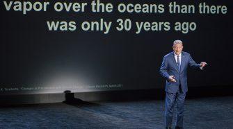 Al Gore ist wieder da mit einem neuen Film. © Paramount Pictures