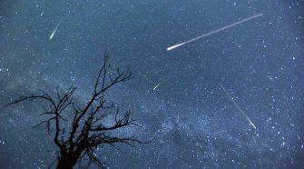 Wer Sterne und Sternschnuppen sehen will, braucht einen dunklen Ort ohne Lichtverschmutzung. © iStock/getty images