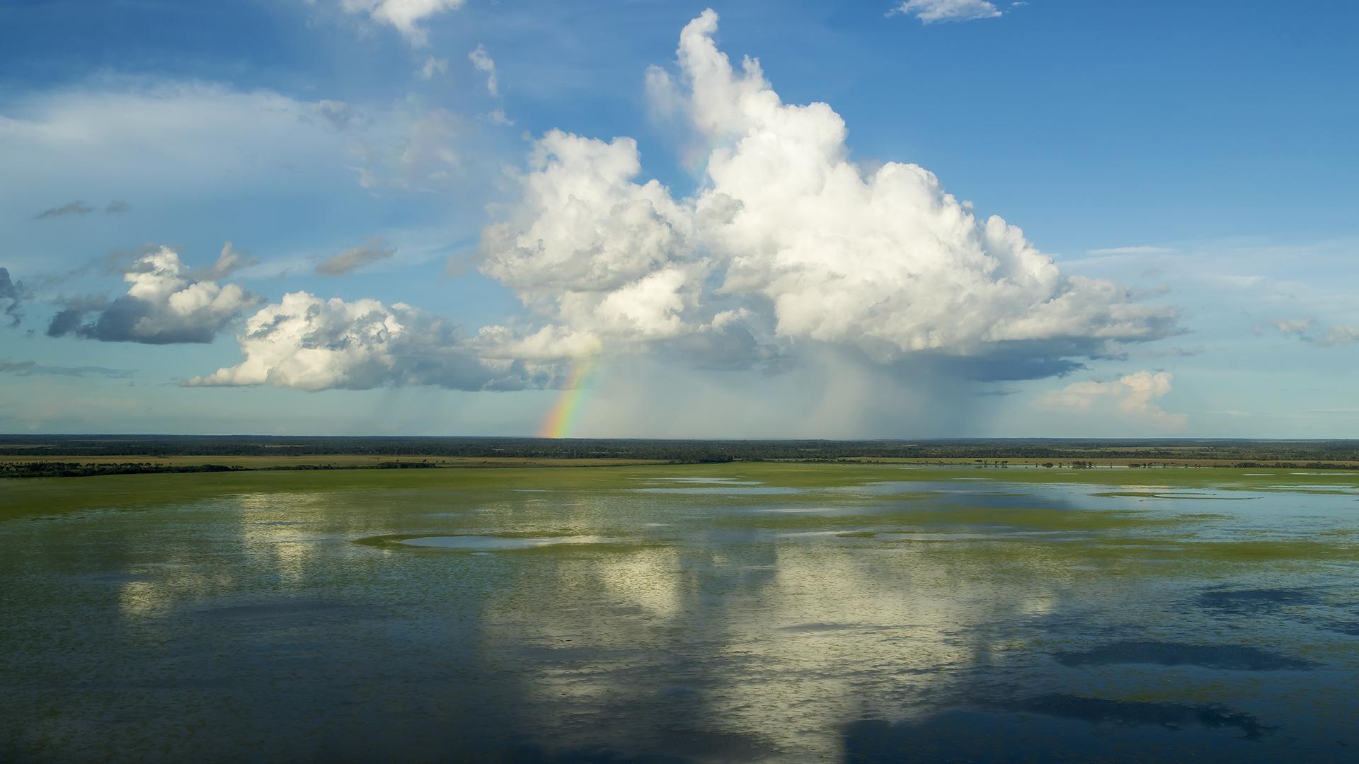 Überschwemmungssavanne in Bolivien @ Gesa Koch-Weser / WWF Deutschland