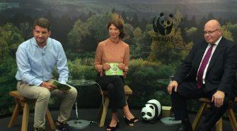 Peter Altmaier im WWF-Interview mit Marco Vollmar und Melanie Gömmel #PandaLive