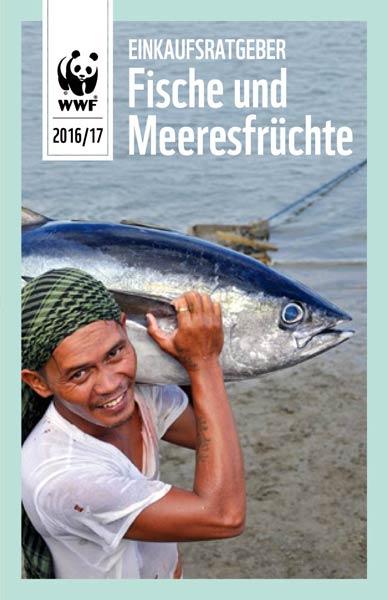 Der WWF Fischratgeber © WWF Deutschland