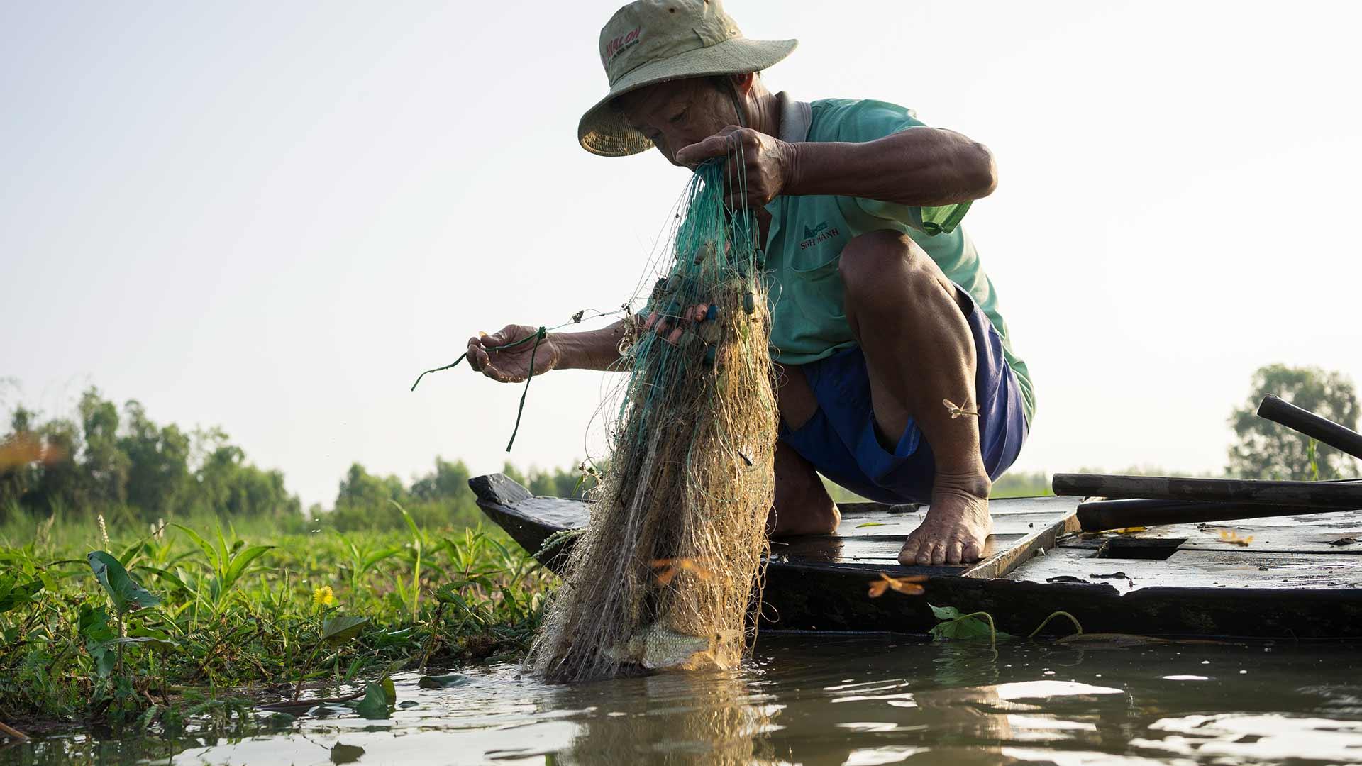 Um die Wasserkrise zu lösen brauchen wir dringend den Schutz der verbliebenen Feuchtgebiete