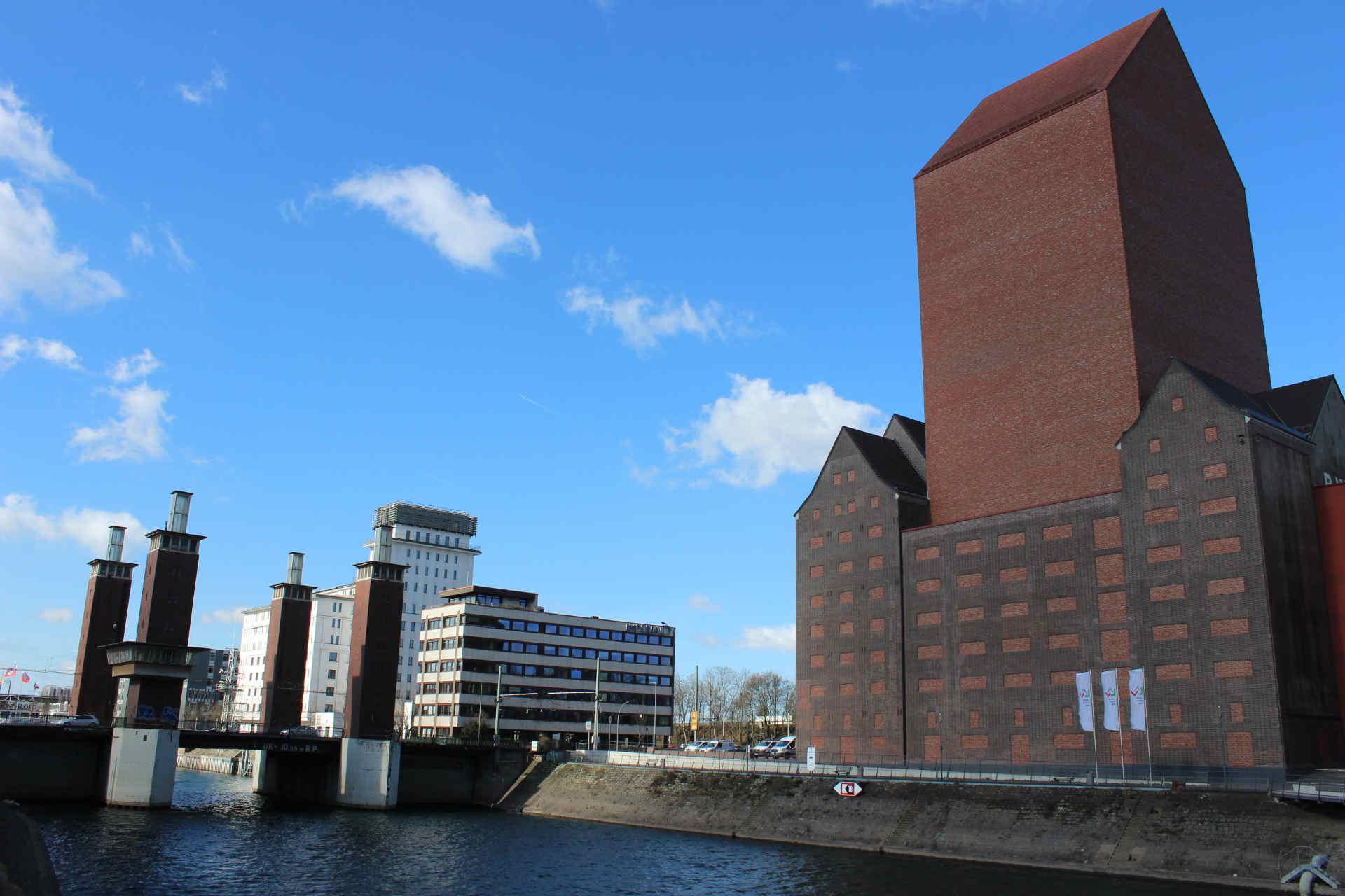 Strukturwandel Ruhrgebiet: Duisburg Innenhafen