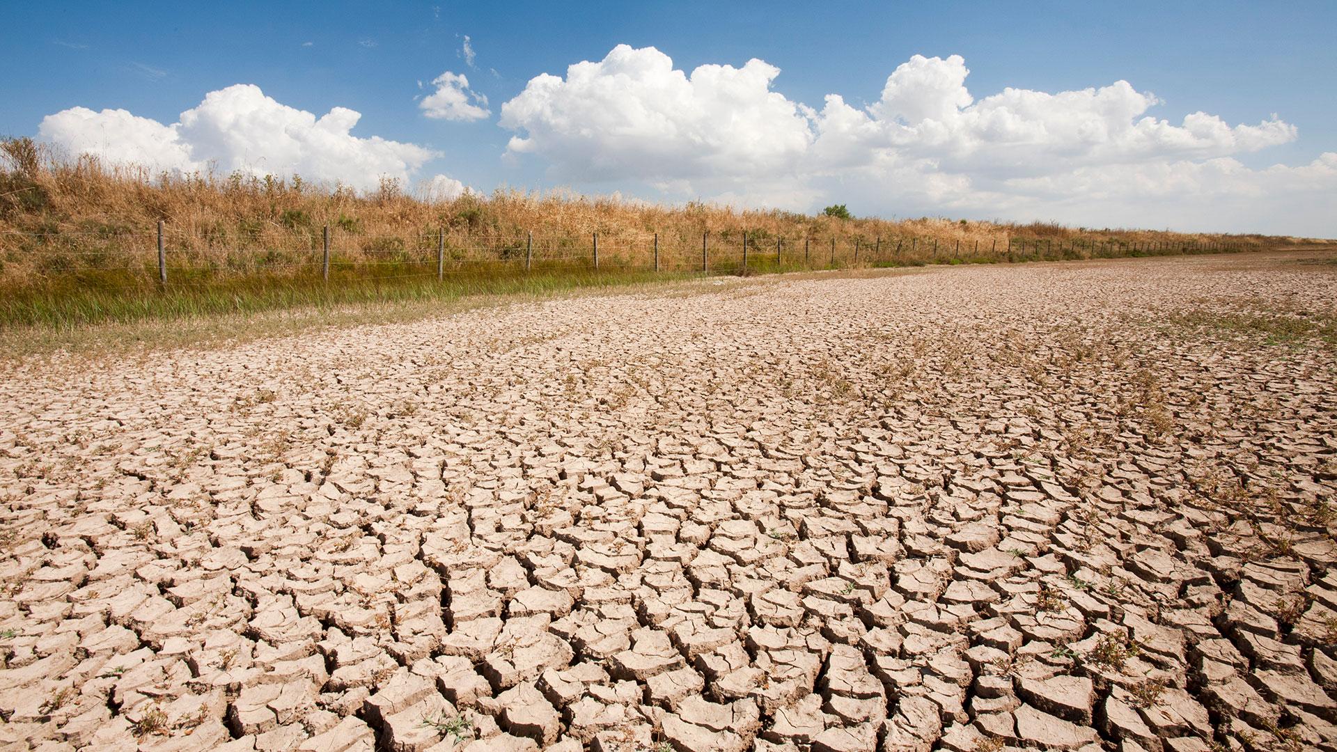 Trockenheit ist in Südspanien ein großes Problem. © Global Warming Images