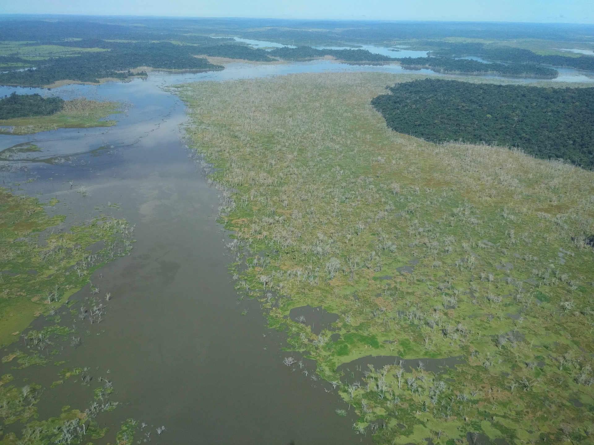 Wasser und Wald am Amazonas, Juruena Nationalpark