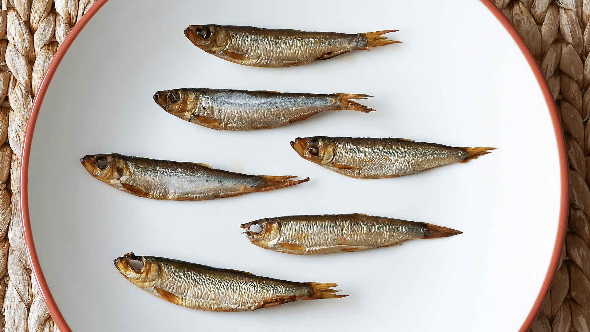 Kann man Ostsee Fische noch essen? Diese Sprotten schon.