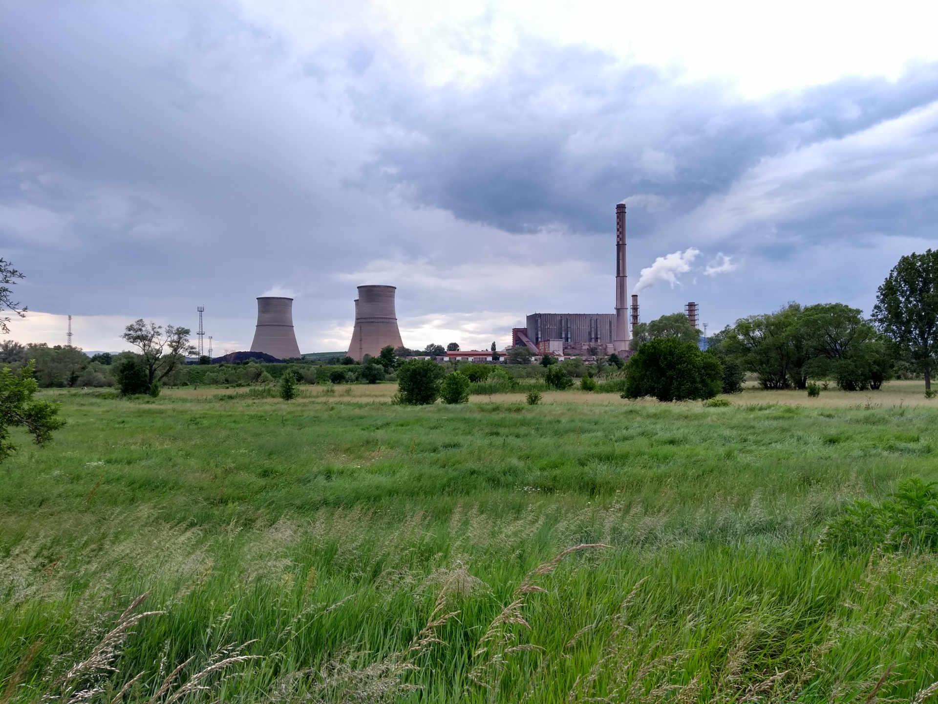Kohleausstieg Bulgarien: Kraftwerk Bobov Dol.