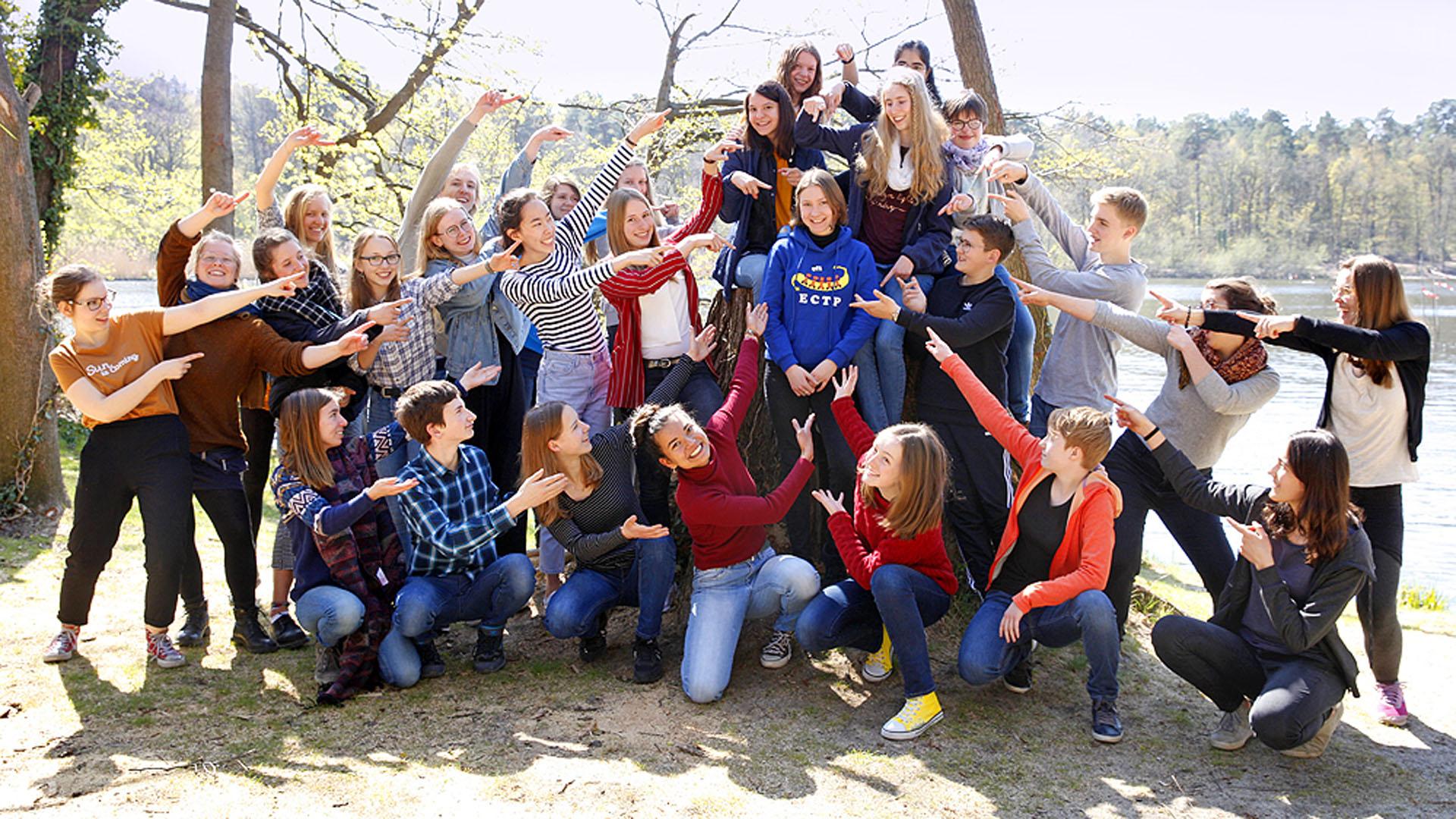 Jugendliche forschen für den Klimaschutz