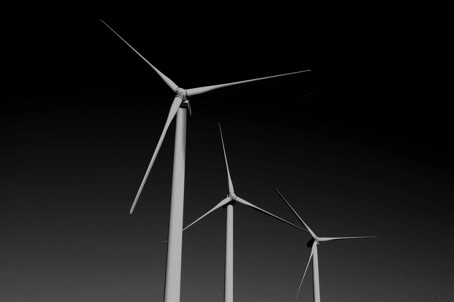 Windenergie Windkraft Anlage