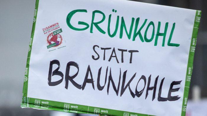 Demo-Plakate: Schönste Schilder Klimastreik
