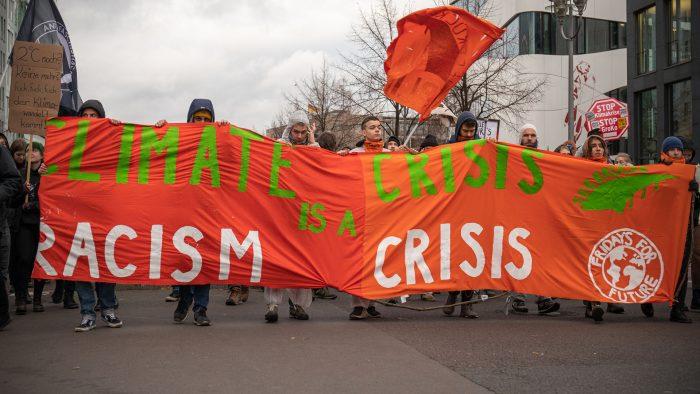 FFF Klimademo in Berlin