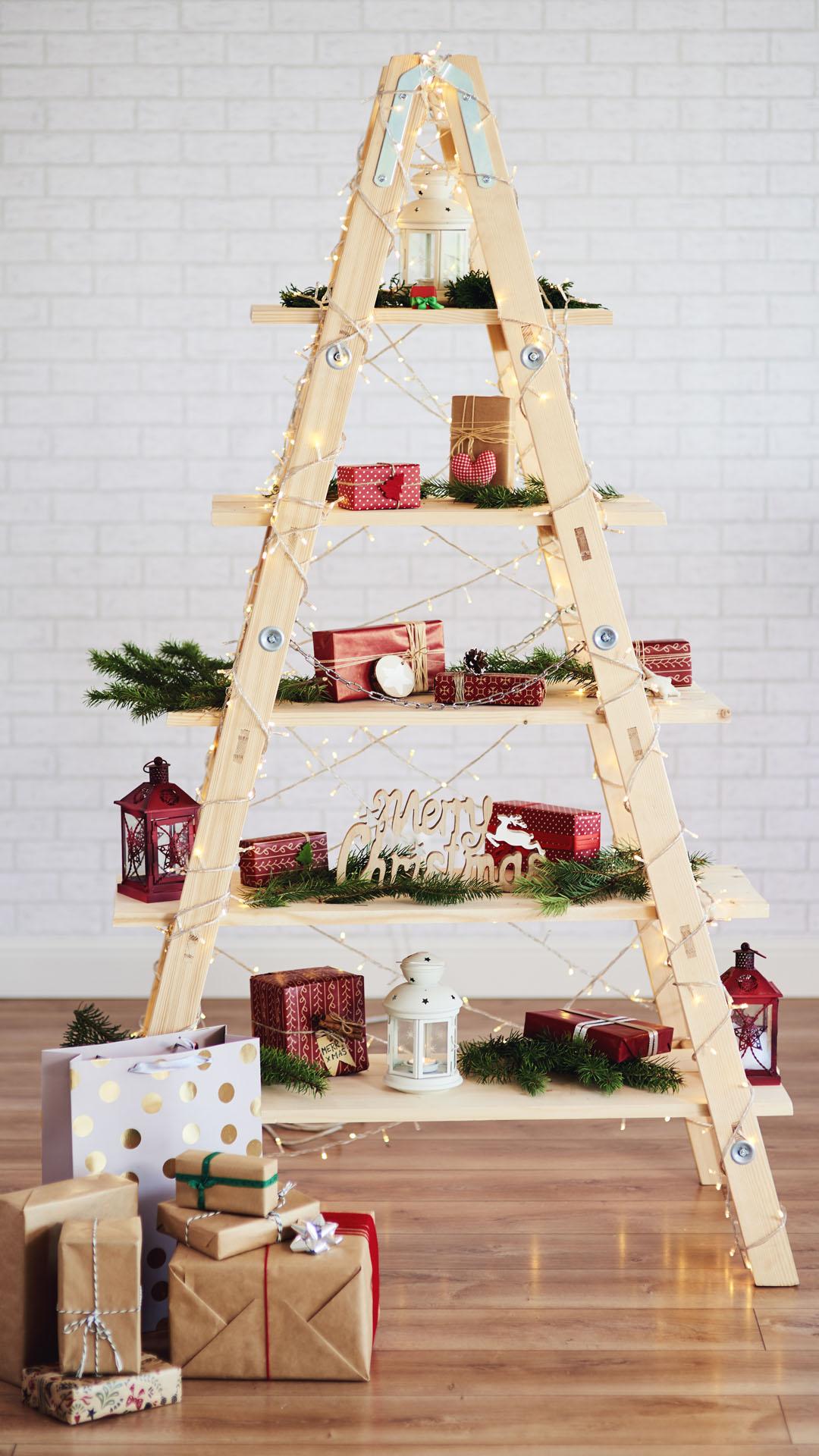 Alternativen zum klassischen Weihnachtsbaum