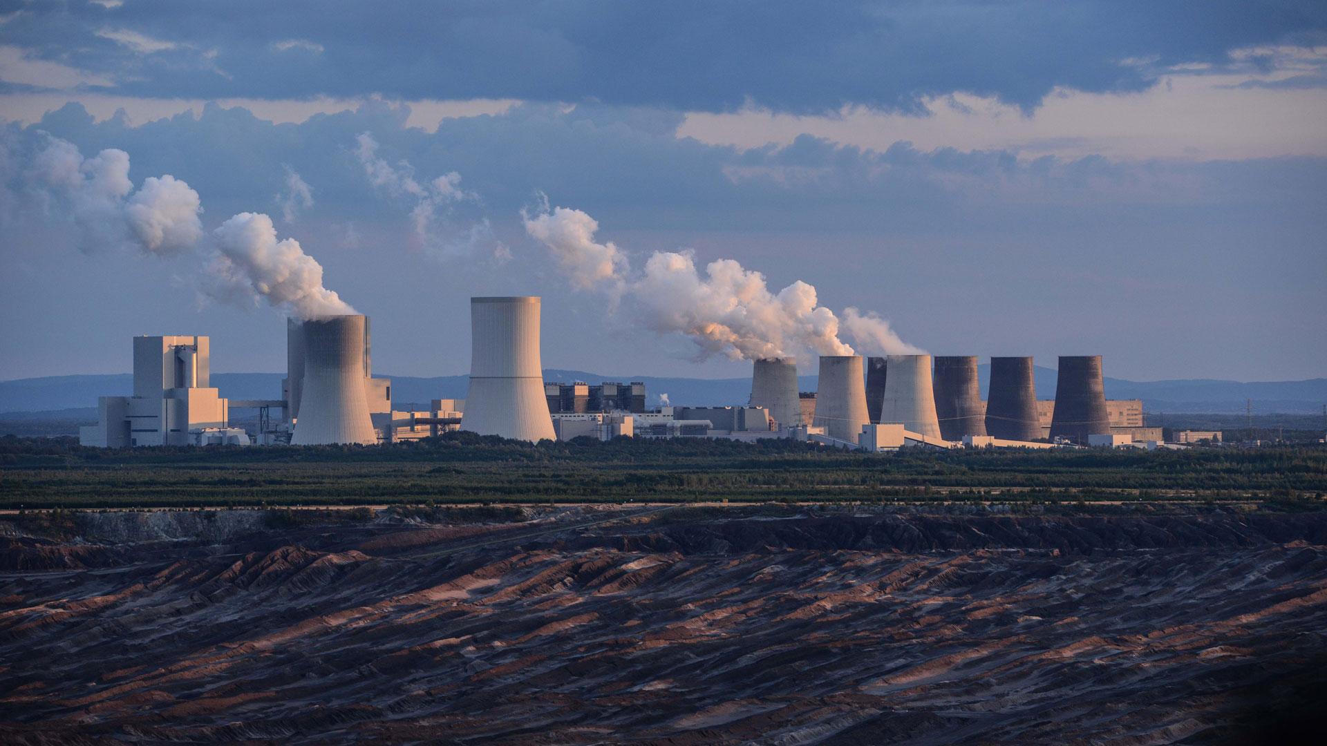 Die Bundesregierung betonte immer wieder, den erzielten Kompromiss zum Kohleausstieg umsetzen zu wollen. © Peter Jelinek