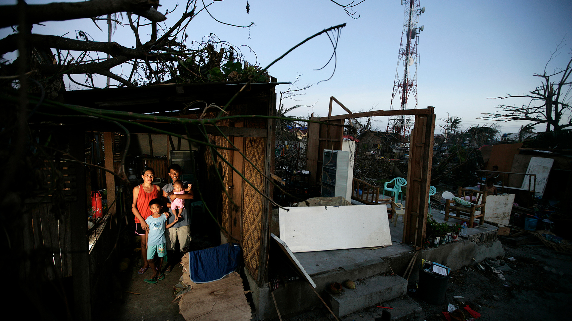 Umweltrisiken: Extremwetter und Katastrophen werden künftig immer weiter zunehmen. © Pablo Sanchez / WWF