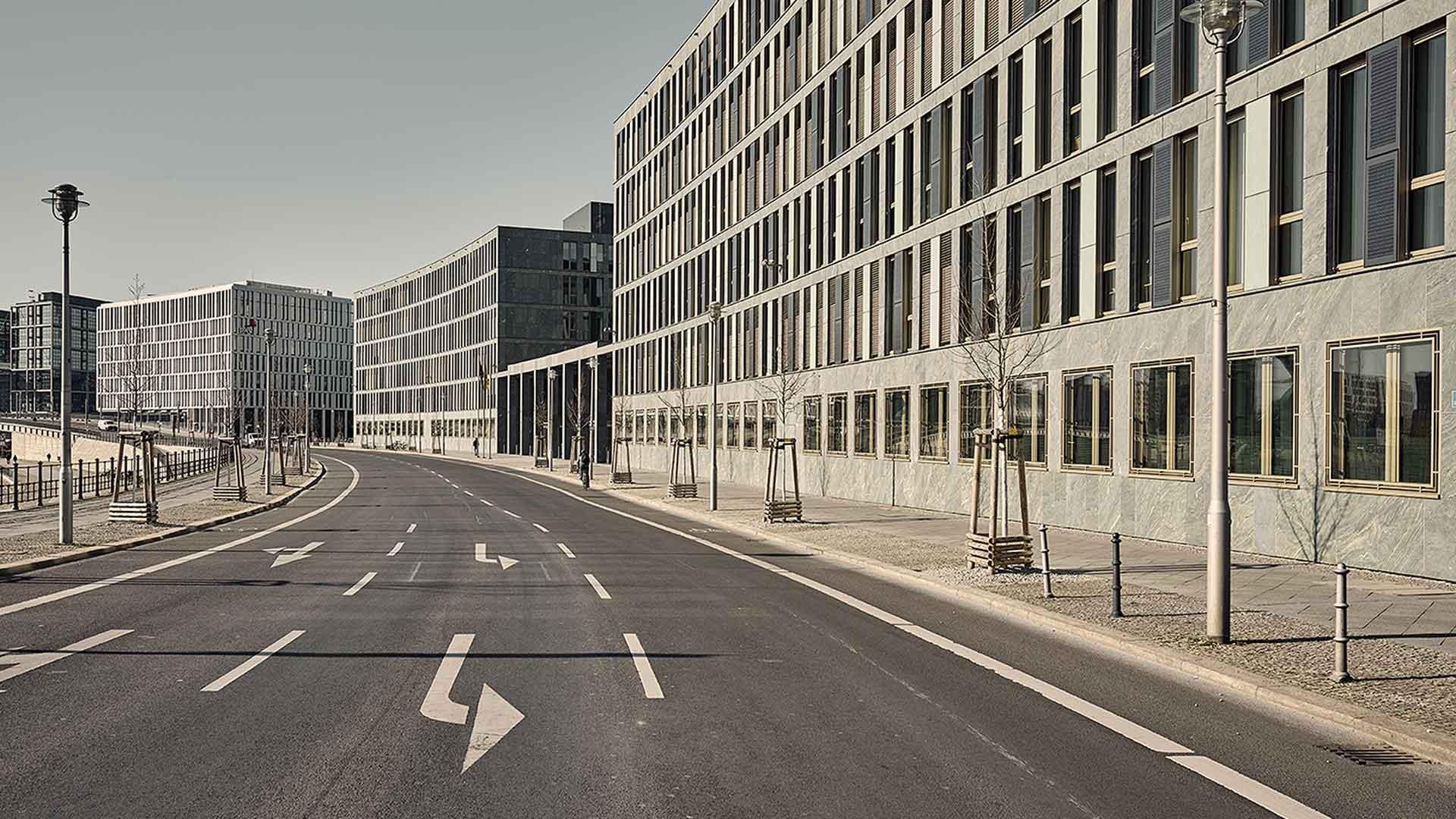 Corona hat die Welt im Griff. Nicht nur Berlin steht still. © Henning Köstler