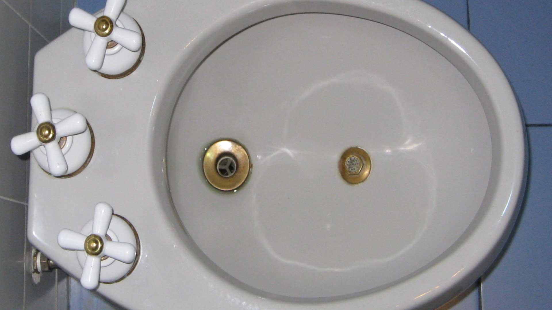 In vielen Ländern werden Bidets statt Toilettenpapier benutzt. CC BY-SA 4.0 / Lenilucho / wikimedia.org