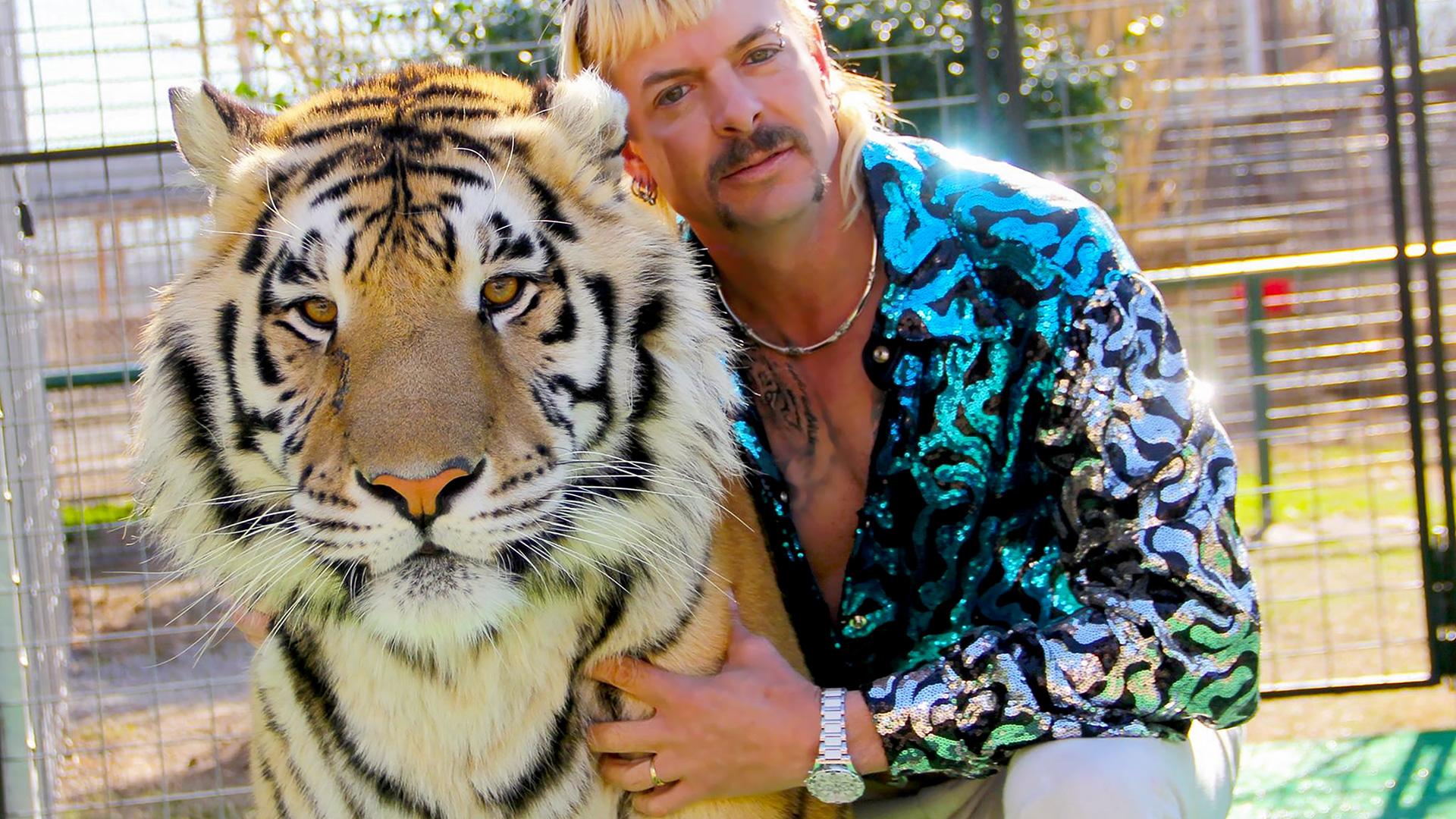 Tiger King: Joe Exotic auf Netflix