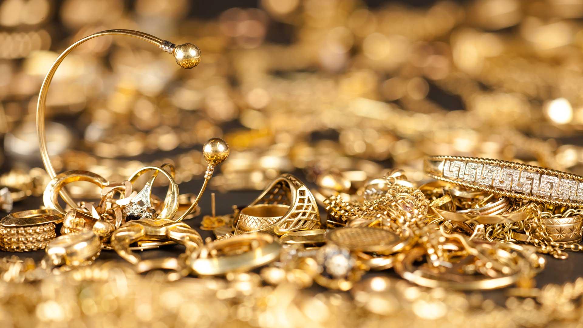 """Recycltes Gold hat übrigens den gleichen Wert wie """"frisches"""" Gold. © iStock / Gettyimages"""
