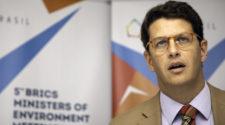 Unfassbar: Brasiliens Umweltminister Salles befürwortet die Entwaldung.