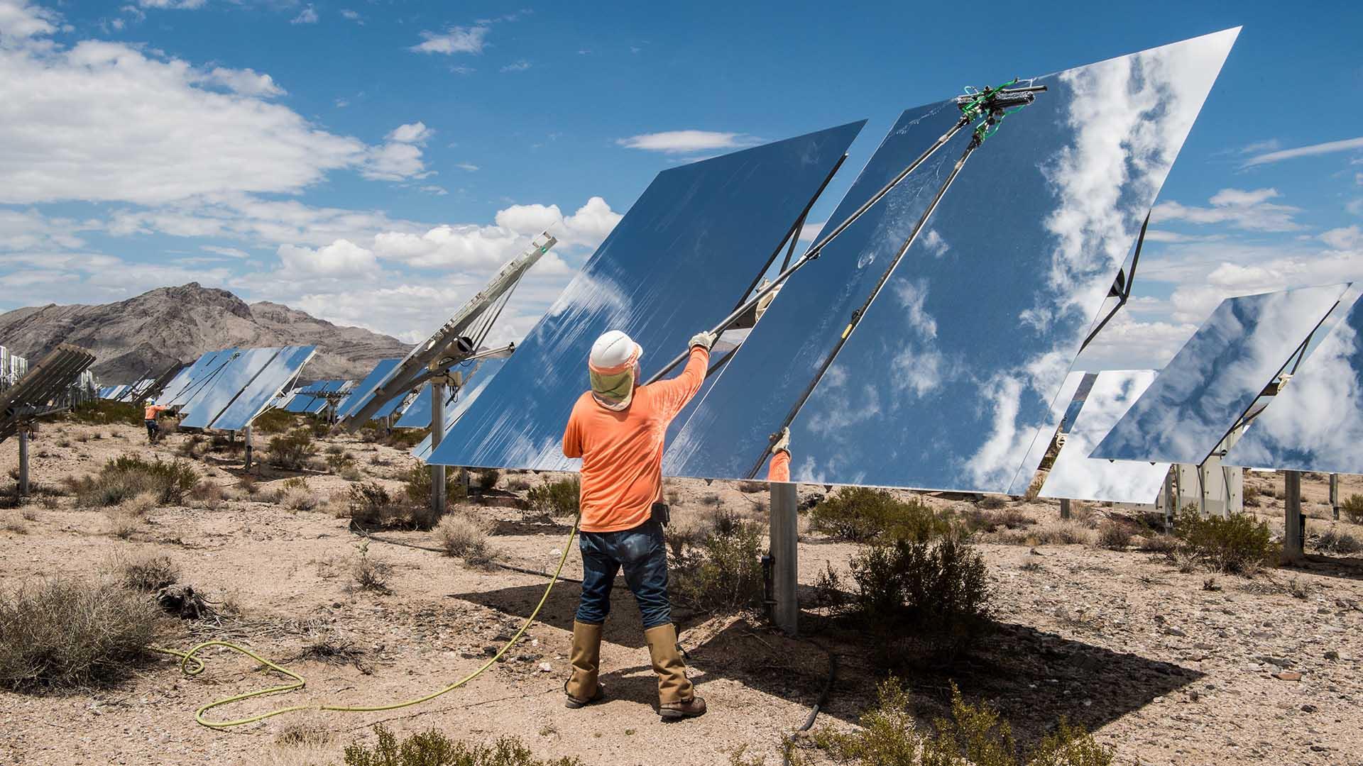 Klima und Gesundheit: Solarspiegel
