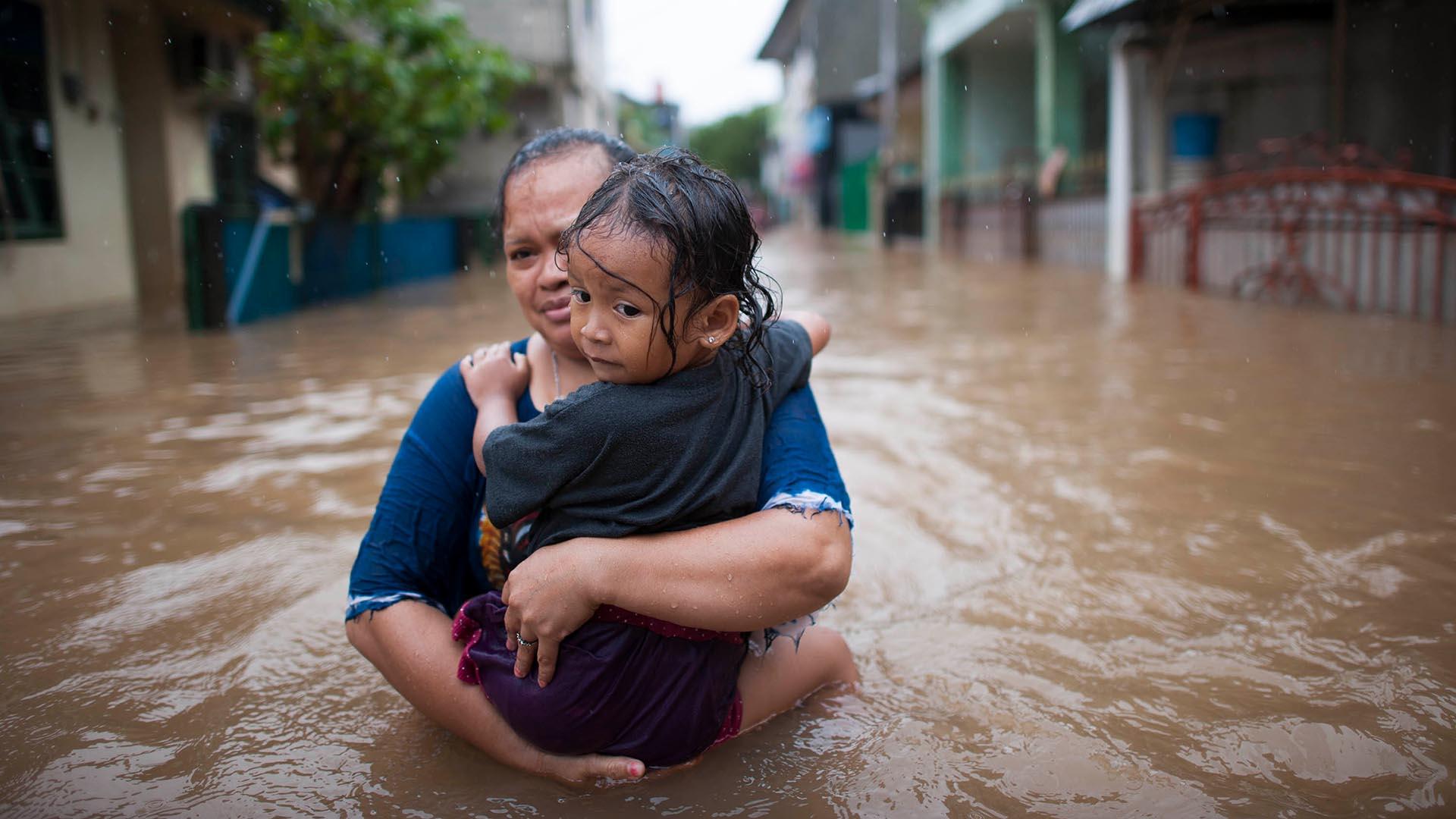 Klima und Gesundheit: Die Gefahr für Überschwemmungen mit katastrophalen Folgen nimmt zu