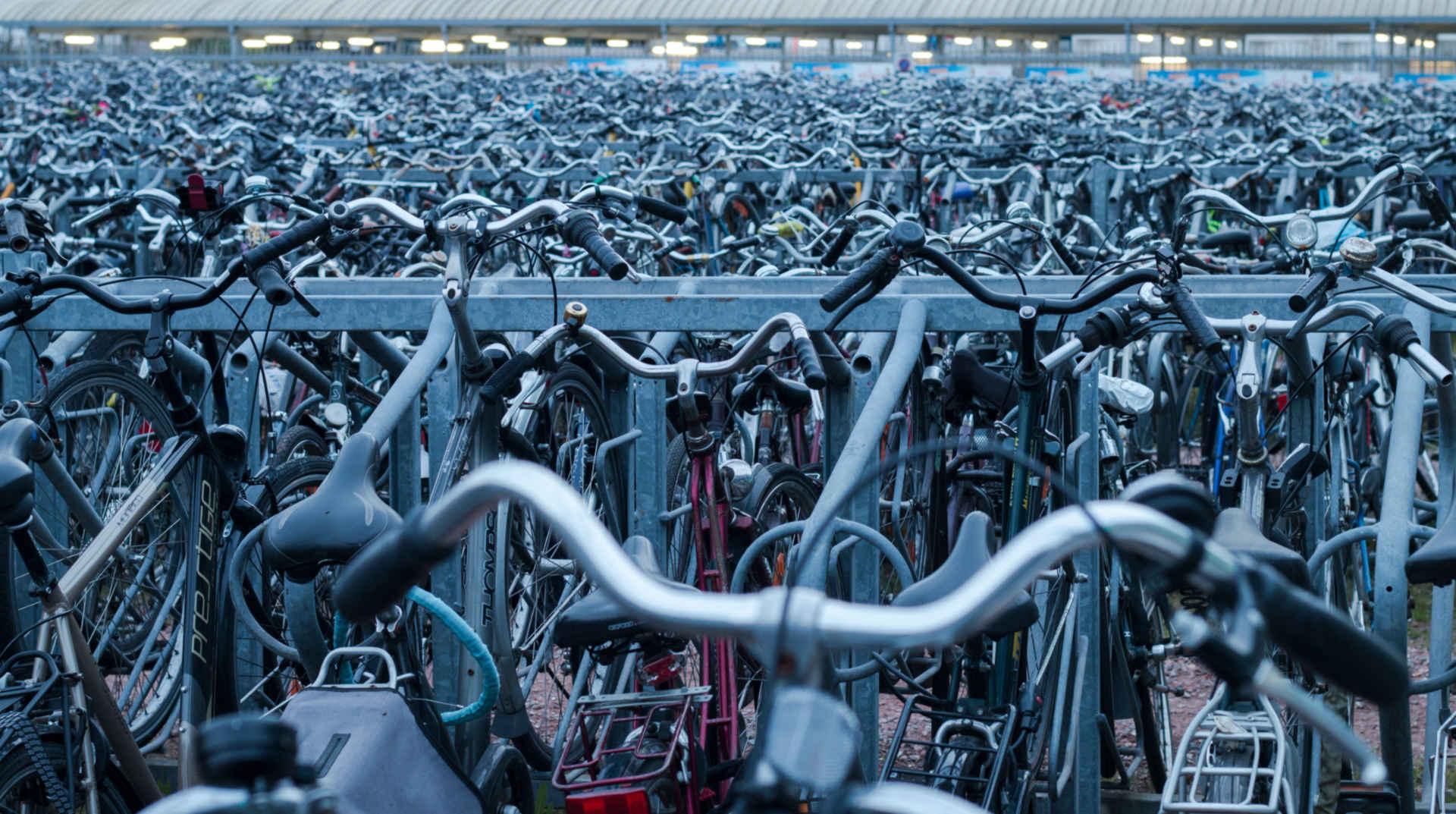 Fahrräder: Es gibt geug