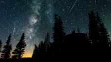 Wann kann man die Perseiden sehen? Und vor allem so? Sterne und Sternschnuppen an dunklen Orten beobachten.