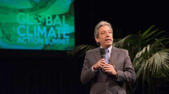 Manuel Pulgar-Vidal, globale Klima- und Energiechef von WWF International und ehemaliger Präsident der COP20