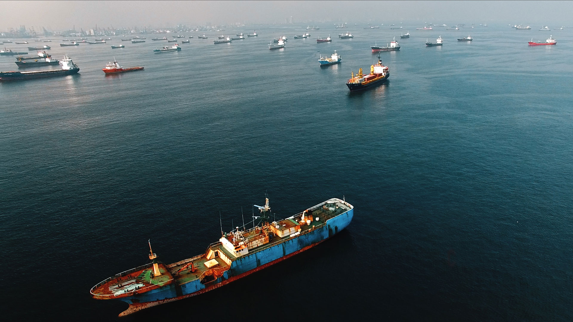 Seaspiracy: Fischerei Fischerboote