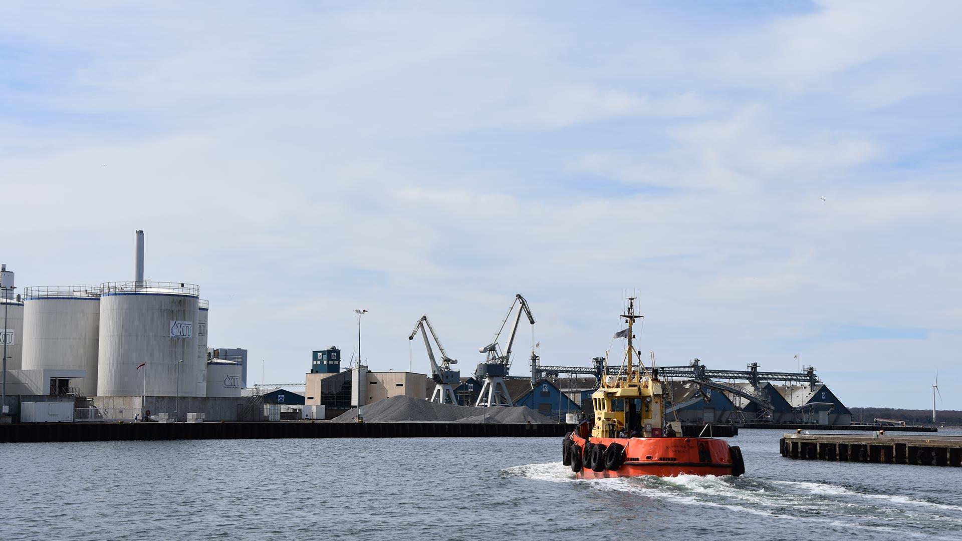 Zukunftsweisend umweltfreundlich: Industrie der Zukunft im Vorzeigeprojekt in Kalundborg in Dänemark