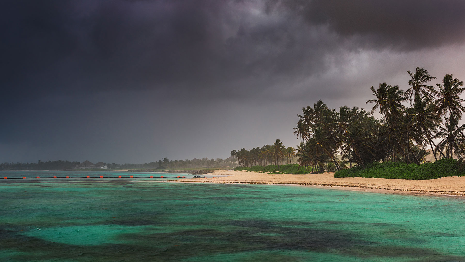 Klimaziele: Sturm über der Karibik